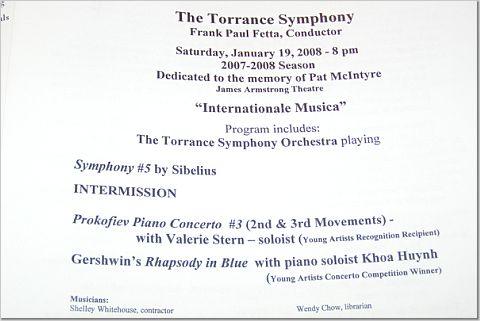 Torrance S 3