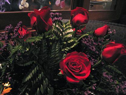 お花のプレゼントもサプライズ!