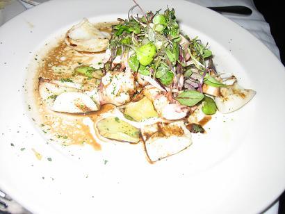 タコのサラダ