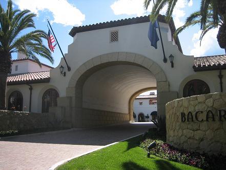 高級ホテルBacara