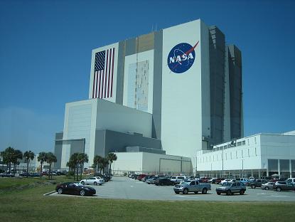 すごく大きな建物です