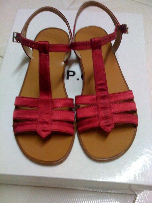 APC sandals