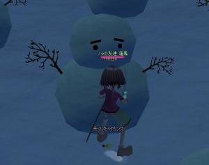 [G1]雪ダルマの秘密