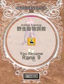AnimalTraining R9 (蓮鳳)