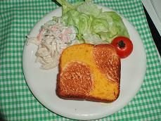 ■□模様パン□■ ランチ トースト