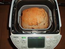 自家製レーズン酵母deHBおまかせ食パン#2