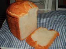 パネマザde春よ恋ミルク食パン♪ #5