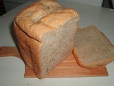 家中の小麦粉大集合食パン♪ #2