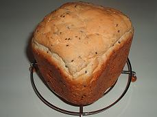ゴマゴーマ食パン#1