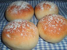 ヨーグルト酵母deヨーグルトパン#1
