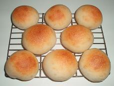 ヨーグルト酵母のプチパン#1