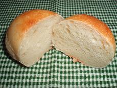 ヨーグルト酵母のプチパン#2