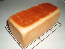 レーズン酵母deミルク角食パン#1