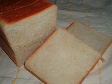 レーズン酵母deミルク角食パン#2