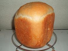 ヘルシーミルク食パン#1