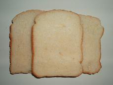 ヘルシーミルク食パン#2