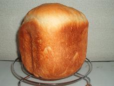 ヨーグルト食パン#1