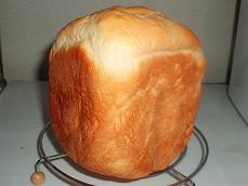100%飲むヨーグルト食パン#1