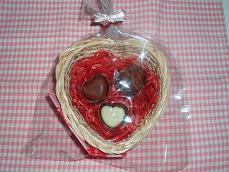 長女のバレンタインチョコ