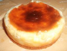卵なし ベイクドチーズケーキ#2
