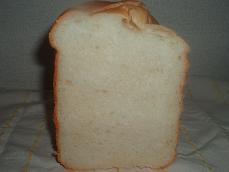 バターの配合15%食パン