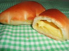 卵なし クリームパン#1