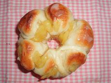 アップルリングパン#2