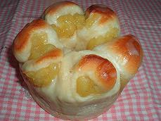 アップルリングパン#3