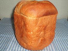 バニラクッキー風食パン #1