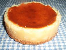 リッチバニラ ベイクドチーズケーキ1
