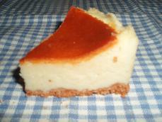 リッチバニラ ベイクドチーズケーキ2