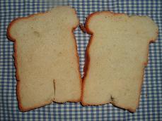 バニラクッキー風食パン2
