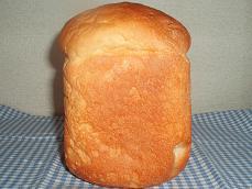 リッチバニラミルク食パン