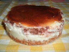 チョコマーブルNYチーズケーキ2