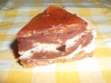 チョコマーブルNYチーズケーキ3