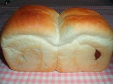 ハニーレーズンミニ食パン#2