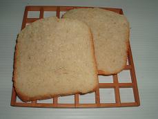 自家製豆乳おから食パン2