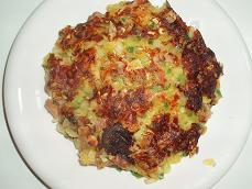 卵なし お好み焼き パート2 #2