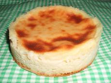 豆乳ベイクドチーズケーキ#2