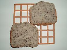 黒ゴマ米粉食パン