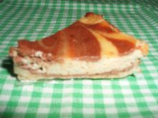 卵・乳・小麦なし 豆乳チョコマーブルベイクドチーズケーキ