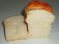 3種のチーズ ミニ食パン#2