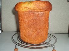 きのこ カボチャ食パン