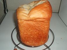 過発酵 ココナッツミルク食パン