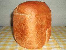 ココナッツミルク食パン