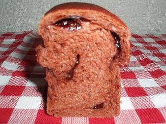メープルショコラ ミニ食パン♪