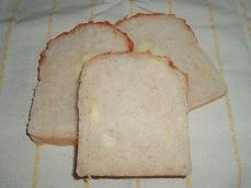 ライムギ・チーズ・ヨーグルト食パン2