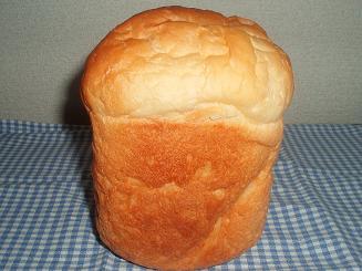 エバミルク食パン#1