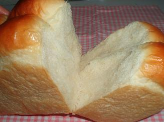 ミルミルキー食パン #1