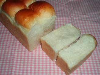 ミルミルキー食パン #2